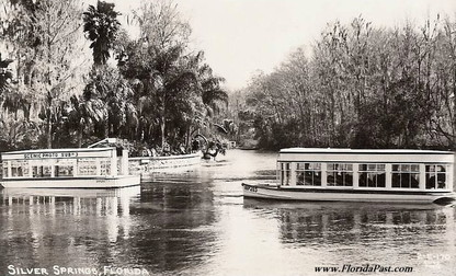 Morning till evening, we will sit back, sip Southern Style Ice Teas, with a little Long Island N.Y. Recipe, and ENJOY Silver Springs, FloridaPast